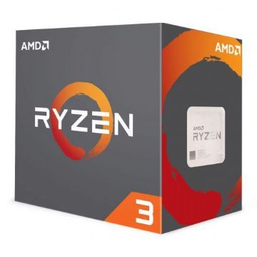 AMD RYZEN 3 1200 CPU WITH WRAITH COOLER, AM4, 3.1GHZ (3.4 TURBO), QUAD CORE